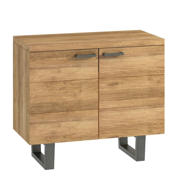 Elsworthy Oak - 2 Door Sideboard
