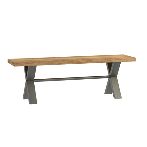Elsworthy Oak - Small Dining Bench