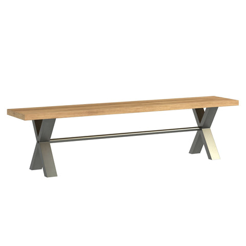 Elsworthy Oak - Large Dining Bench