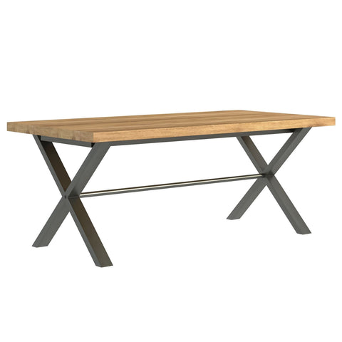 Elsworthy Oak - Large Dining Table
