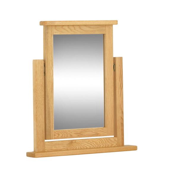 Todenham Oak Dressing Table - Mirror