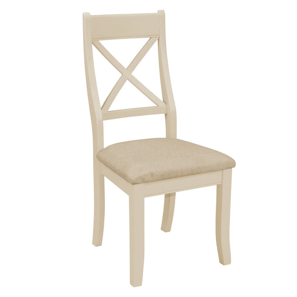 Hardingham Painted & Oak Bedroom Chair