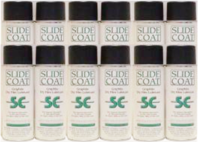 SC 12 Aerosol cans (oil-based)