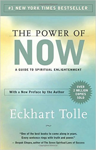 The Power Of Now Eckhart Tolle Mummy Blogger Carly Moosah KeepEmQuiet