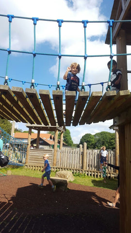 Playground Swings Climbing Zoo ZSL LondonZoo Whipsnade Fun Toddler SeeSaw