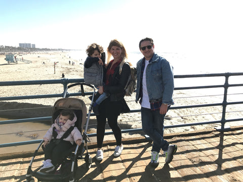 Santa Monica Pier California Family Fun Vacation KeepEmQuiet