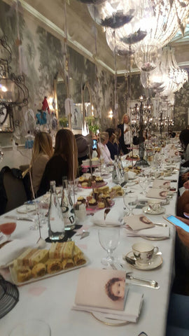 High Tea Mothers Meetings The Haymarket Hotel Firmdale Hotels Table Setting