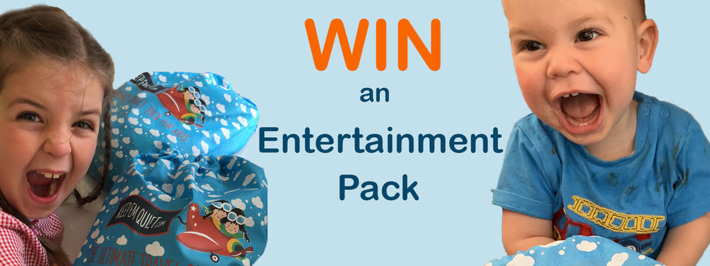 Win a Kids Entertainment Pack