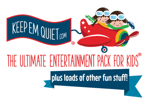 keep em quiet travel products hacks tips