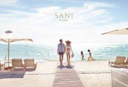Porto Sani Resort Greece Family Vacation flying toddlers occupied