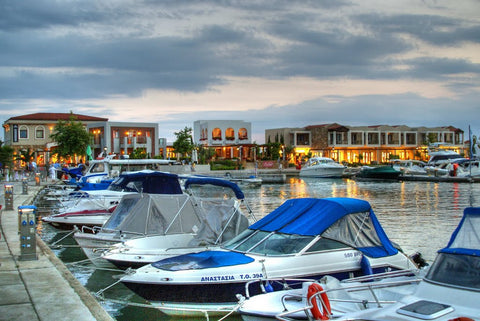 Sani Marina KeepEmQuiet all inclusive holidays for families