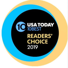 simply for flying readers choice awards 2019
