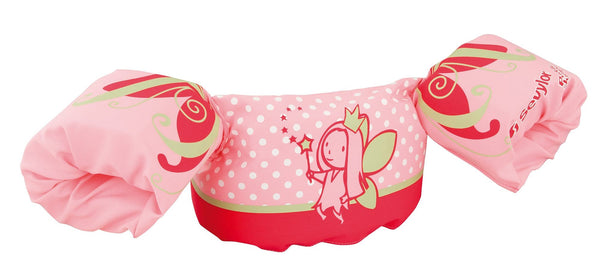 Puddle Jumper Deluxe 'Fairy' - The extra comfortable and safe swimming aid for toddlers ! - KeepEmQuiet