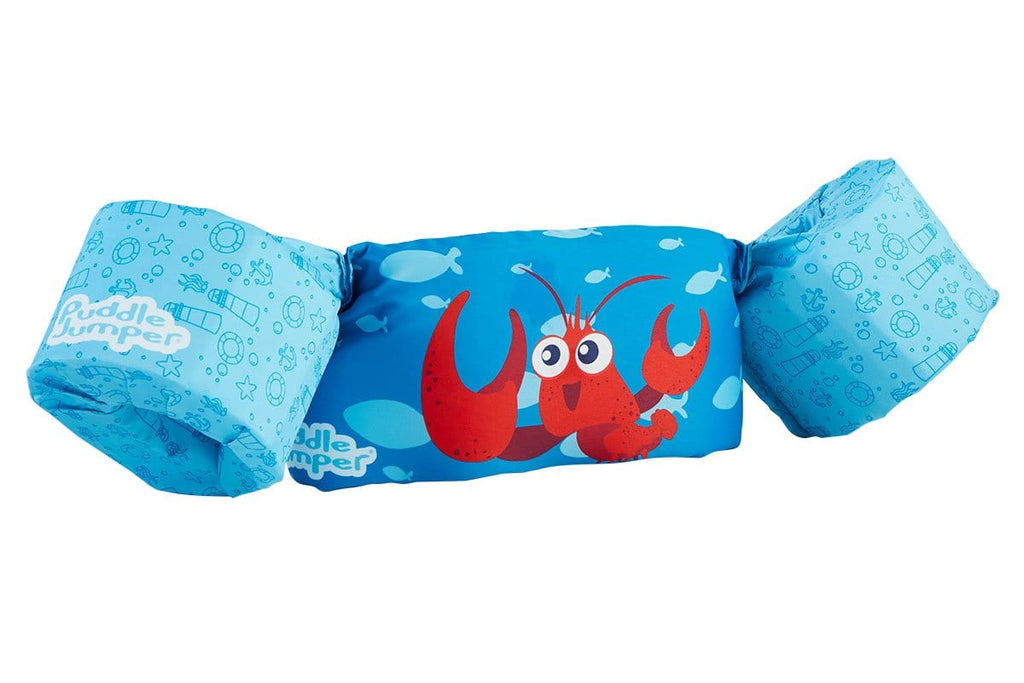 Puddle Jumper Deluxe 'Lobster' - The extra comfortable and safe swimming aid for toddlers! - KeepEmQuiet