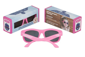 Babiators Original Navigator - Think Pink! - KeepEmQuiet
