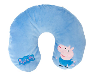 Peppa Pig 'George' 2-in-1 Reversible Travel Pillow - KeepEmQuiet