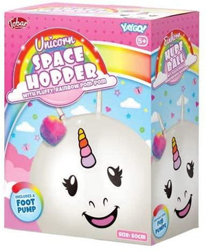 Unicorn Space Hopper