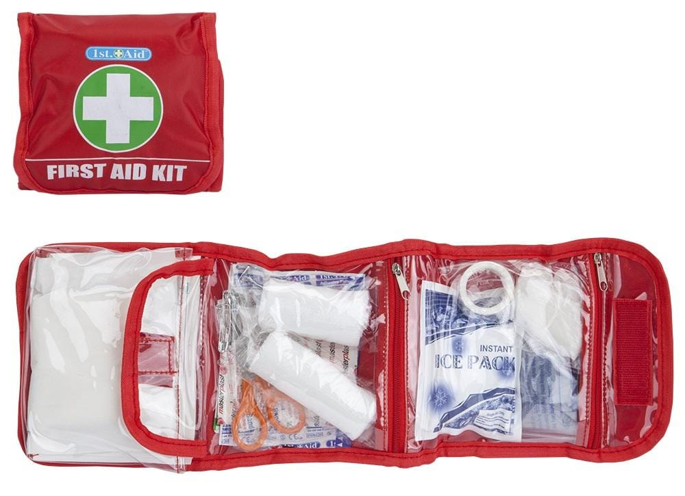 Travel First Aid Kit - KeepEmQuiet