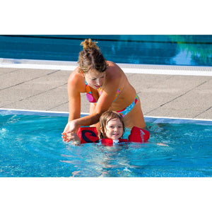 Puddle Jumper Deluxe 'Turtle' - The extra comfortable and safe swimming aid for toddlers! - KeepEmQuiet