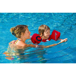 Puddle Jumper Deluxe 'Fairy' - The extra comfortable and safe swimming aid for toddlers! - KeepEmQuiet