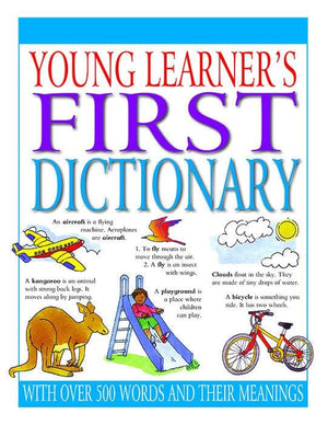 Young Learners First Dictionary
