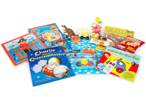 Long Trip: For Boys Age 1-3 Years - KeepEmQuiet