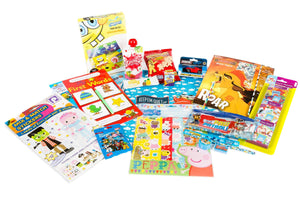 Long Trip: For Boys Age 3-5 Years - KeepEmQuiet