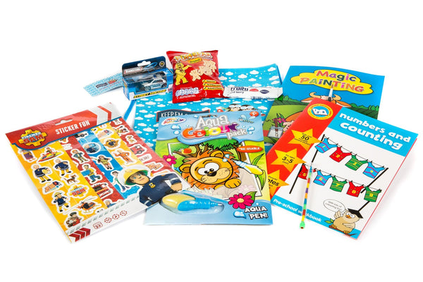 Short Trip: For Boys Age 3-5 Years - KeepEmQuiet
