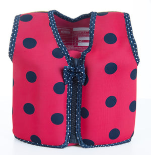 Konfidence Swim Jacket - Ladybird - KeepEmQuiet