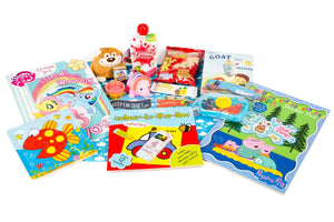 Long Trip: For Girls Age 1-3 Years - KeepEmQuiet
