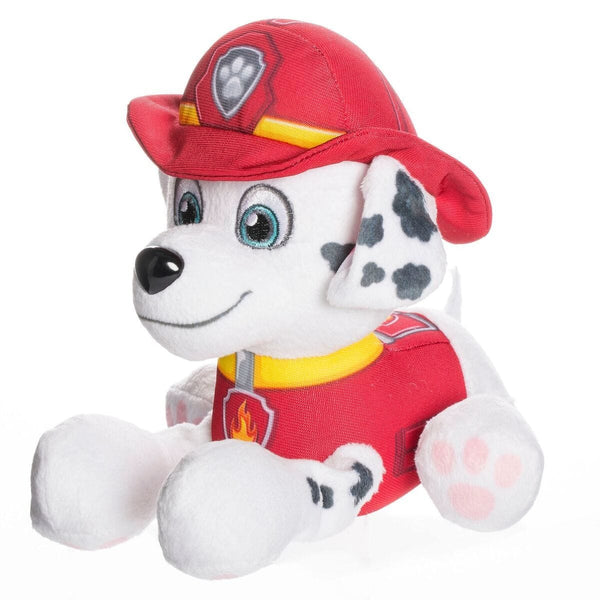 Paw Patrol Marshall 2-in-1 Reversible Travel Pillow - KeepEmQuiet