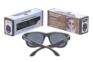 Babiators Original Navigator - Black Ops Black - KeepEmQuiet