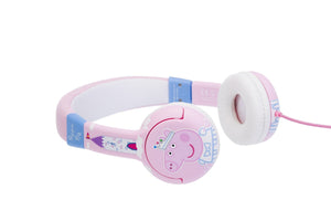 Peppa Pig Kids Safe On Ear Headphones - KeepEmQuiet