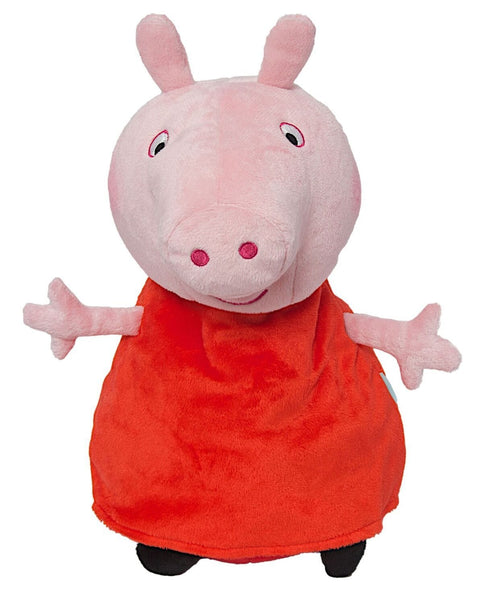 Peppa Pig Peppa 2-in-1 Reversible Travel Pillow - KeepEmQuiet