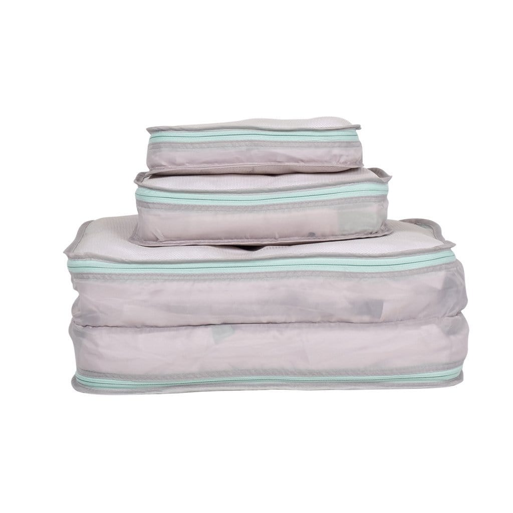 Packing Pals - Packing Cubes (6 pack - mint) - KeepEmQuiet