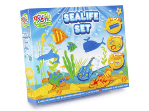 Dough-Tastic Sea Life Set