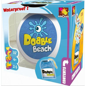 Dobble Beach - Waterproof Version - KeepEmQuiet