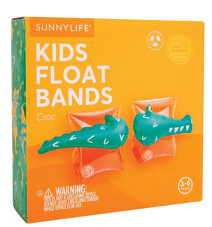 SunnyLife Float Bands - Croc
