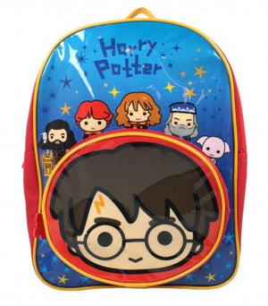 Harry Potter Character Backpack