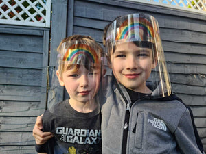 Full Face Protection Visor - Children
