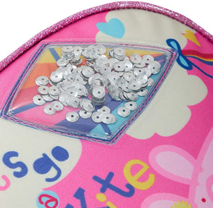 Peppa Pig Sequin Kite Backpack