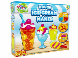 Dough-Tastic Ice Cream Maker Set