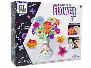 Flower Making Craft Kit