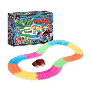 Speed Way Glow Trax Racing Car Kit