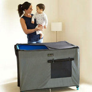SnoozeShade - Blackout Sleep-shade For Travel Cots - KeepEmQuiet
