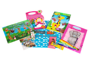 Short Trip: For Girls Age 1-3 years - KeepEmQuiet