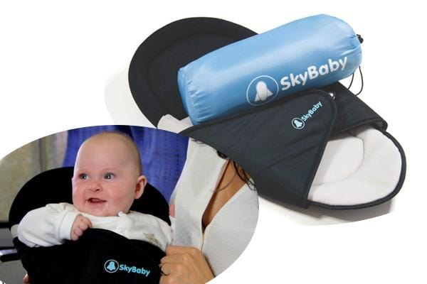 SkyBaby Travel Mattress - KeepEmQuiet