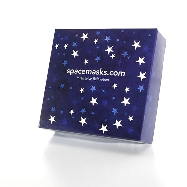 Spacemasks - Heavenly Warming Eye Masks - FOR YOU! (Pack Of 5) - KeepEmQuiet