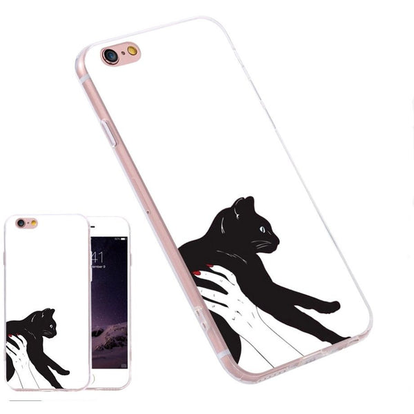 Cat Phone Case holding my Cat - Sweety Cats Boutique - 2