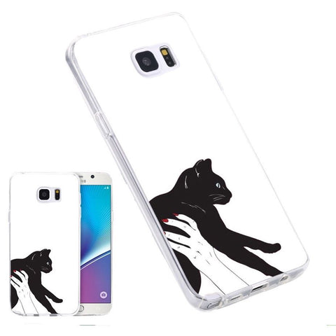 Cat Phone Case holding my Cat - Sweety Cats Boutique - 1